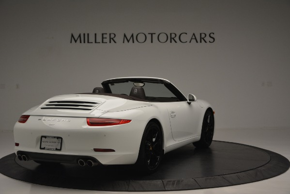 Used 2015 Porsche 911 Carrera S for sale Sold at Bugatti of Greenwich in Greenwich CT 06830 7