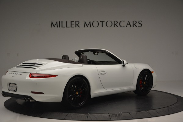 Used 2015 Porsche 911 Carrera S for sale Sold at Bugatti of Greenwich in Greenwich CT 06830 8