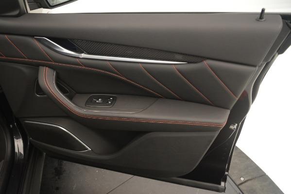 New 2019 Maserati Levante Q4 GranLusso for sale Sold at Bugatti of Greenwich in Greenwich CT 06830 25