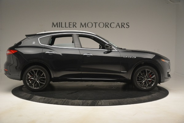 New 2019 Maserati Levante Q4 GranLusso for sale Sold at Bugatti of Greenwich in Greenwich CT 06830 9