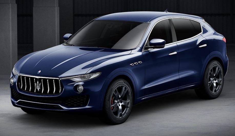 New 2019 Maserati Levante Q4 for sale Sold at Bugatti of Greenwich in Greenwich CT 06830 1