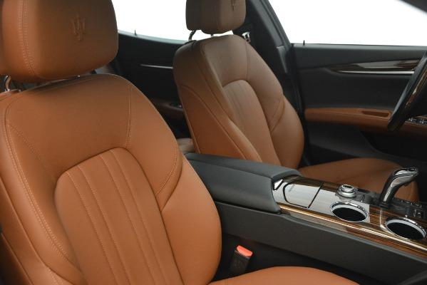 New 2019 Maserati Ghibli S Q4 for sale $90,950 at Bugatti of Greenwich in Greenwich CT 06830 18