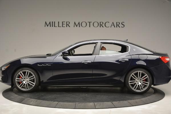 New 2019 Maserati Ghibli S Q4 for sale $90,950 at Bugatti of Greenwich in Greenwich CT 06830 3