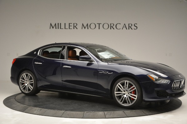 Used 2019 Maserati Ghibli S Q4 for sale Sold at Bugatti of Greenwich in Greenwich CT 06830 10
