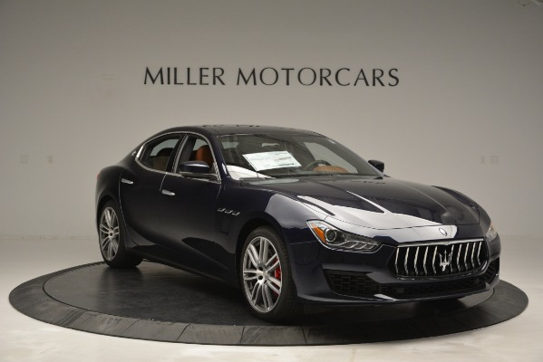 Used 2019 Maserati Ghibli S Q4 for sale Sold at Bugatti of Greenwich in Greenwich CT 06830 11