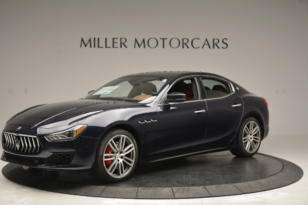 Used 2019 Maserati Ghibli S Q4 for sale Sold at Bugatti of Greenwich in Greenwich CT 06830 2