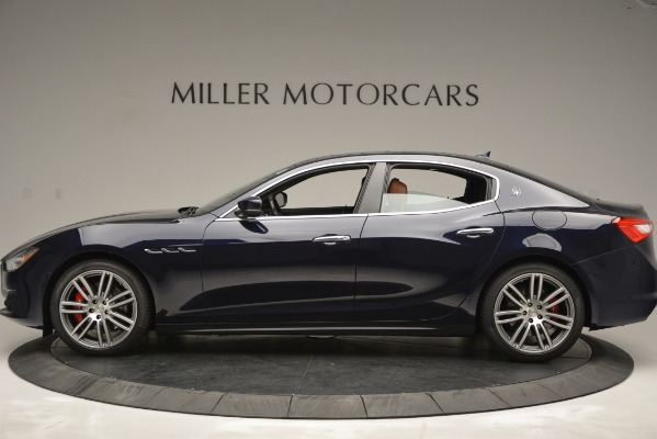 Used 2019 Maserati Ghibli S Q4 for sale Sold at Bugatti of Greenwich in Greenwich CT 06830 3