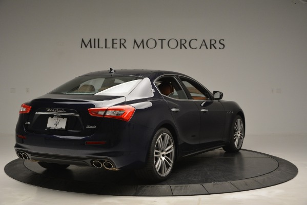 Used 2019 Maserati Ghibli S Q4 for sale Sold at Bugatti of Greenwich in Greenwich CT 06830 7