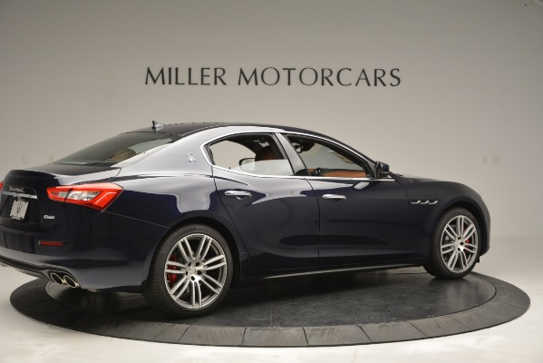 Used 2019 Maserati Ghibli S Q4 for sale Sold at Bugatti of Greenwich in Greenwich CT 06830 8