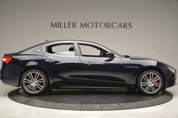 Used 2019 Maserati Ghibli S Q4 for sale Sold at Bugatti of Greenwich in Greenwich CT 06830 9