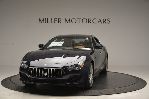 Used 2019 Maserati Ghibli S Q4 for sale Sold at Bugatti of Greenwich in Greenwich CT 06830 1