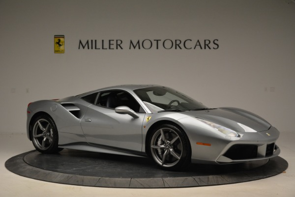 Used 2018 Ferrari 488 GTB for sale Sold at Bugatti of Greenwich in Greenwich CT 06830 10