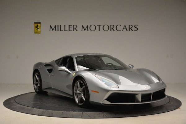 Used 2018 Ferrari 488 GTB for sale Sold at Bugatti of Greenwich in Greenwich CT 06830 11