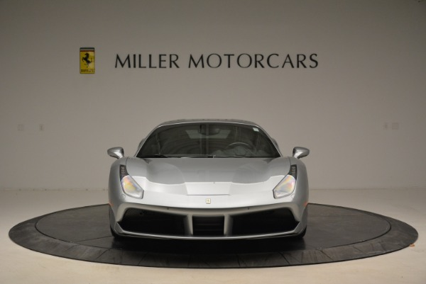 Used 2018 Ferrari 488 GTB for sale Sold at Bugatti of Greenwich in Greenwich CT 06830 12