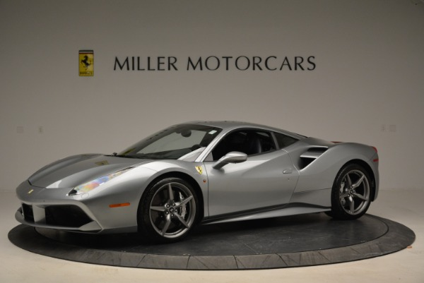 Used 2018 Ferrari 488 GTB for sale Sold at Bugatti of Greenwich in Greenwich CT 06830 2