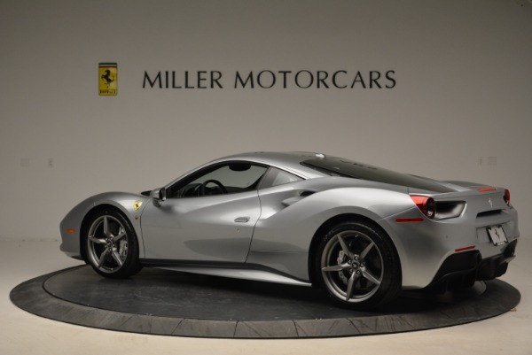 Used 2018 Ferrari 488 GTB for sale Sold at Bugatti of Greenwich in Greenwich CT 06830 4