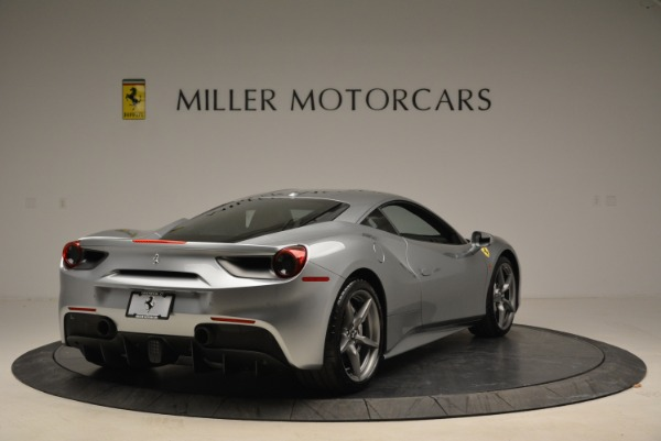 Used 2018 Ferrari 488 GTB for sale Sold at Bugatti of Greenwich in Greenwich CT 06830 7