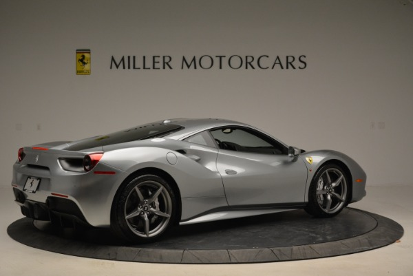 Used 2018 Ferrari 488 GTB for sale Sold at Bugatti of Greenwich in Greenwich CT 06830 8