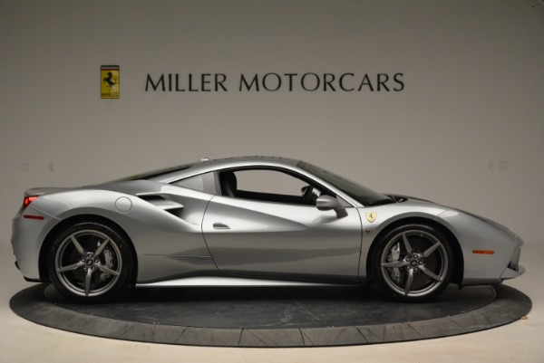 Used 2018 Ferrari 488 GTB for sale Sold at Bugatti of Greenwich in Greenwich CT 06830 9