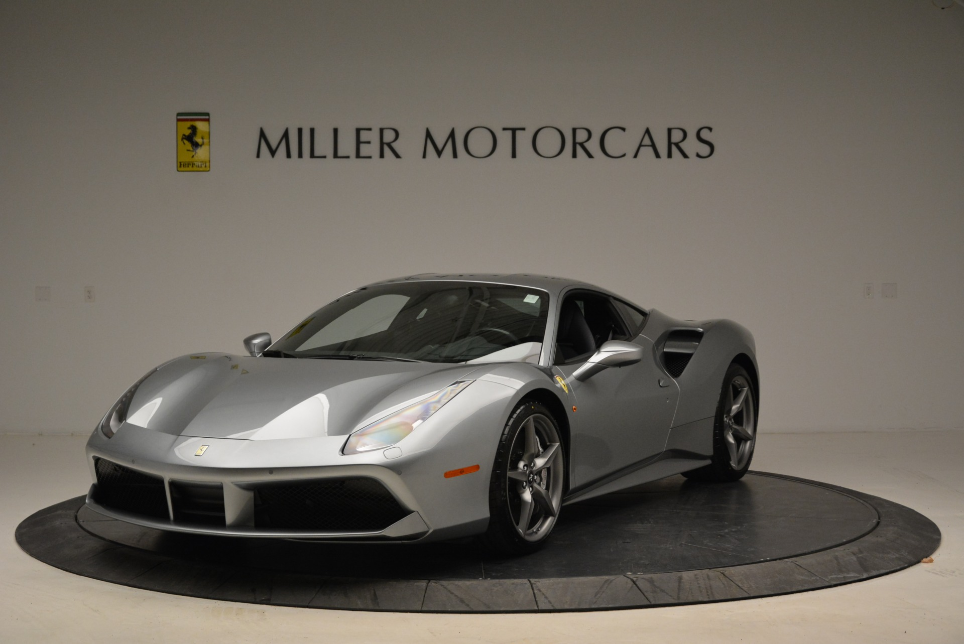 Used 2018 Ferrari 488 GTB for sale Sold at Bugatti of Greenwich in Greenwich CT 06830 1