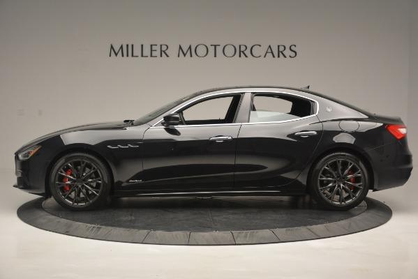 New 2019 Maserati Ghibli S Q4 GranSport for sale $64,900 at Bugatti of Greenwich in Greenwich CT 06830 3