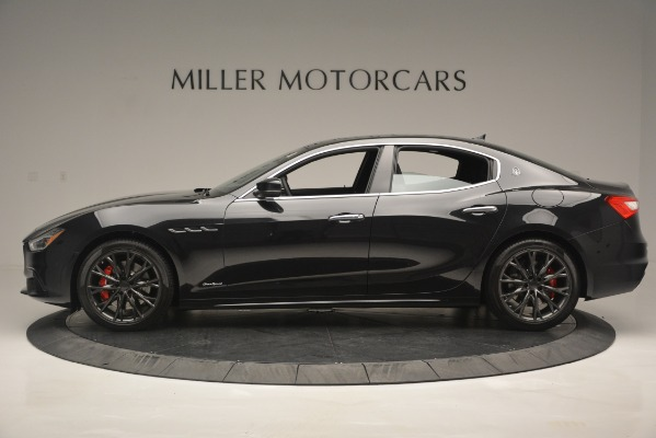 Used 2019 Maserati Ghibli S Q4 GranSport for sale Sold at Bugatti of Greenwich in Greenwich CT 06830 3