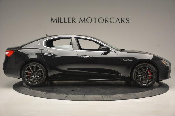 Used 2019 Maserati Ghibli S Q4 GranSport for sale Sold at Bugatti of Greenwich in Greenwich CT 06830 9