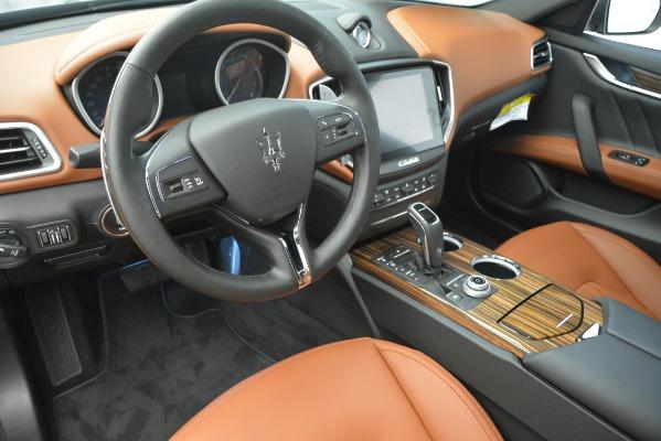 New 2019 Maserati Ghibli S Q4 GranLusso for sale Sold at Bugatti of Greenwich in Greenwich CT 06830 13