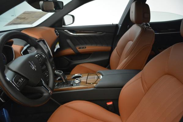 New 2019 Maserati Ghibli S Q4 GranLusso for sale Sold at Bugatti of Greenwich in Greenwich CT 06830 14