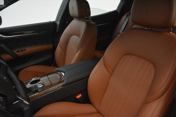 New 2019 Maserati Ghibli S Q4 GranLusso for sale Sold at Bugatti of Greenwich in Greenwich CT 06830 15