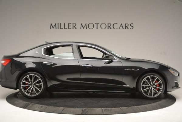 New 2019 Maserati Ghibli S Q4 GranLusso for sale Sold at Bugatti of Greenwich in Greenwich CT 06830 9