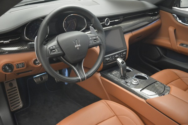 New 2019 Maserati Quattroporte S Q4 GranSport for sale $125,765 at Bugatti of Greenwich in Greenwich CT 06830 14