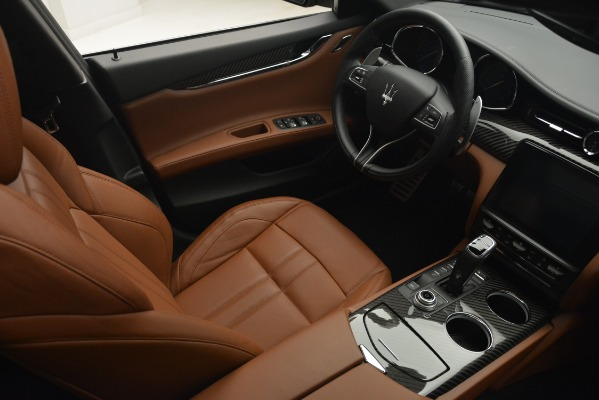 New 2019 Maserati Quattroporte S Q4 GranSport for sale $125,765 at Bugatti of Greenwich in Greenwich CT 06830 15