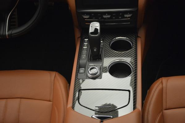 New 2019 Maserati Quattroporte S Q4 GranSport for sale $125,765 at Bugatti of Greenwich in Greenwich CT 06830 16