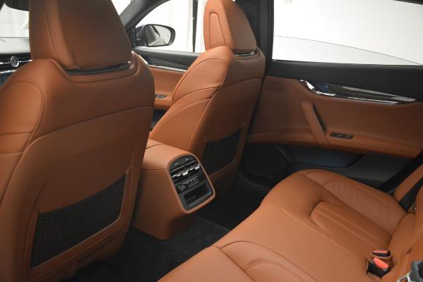 New 2019 Maserati Quattroporte S Q4 GranSport for sale $125,765 at Bugatti of Greenwich in Greenwich CT 06830 19