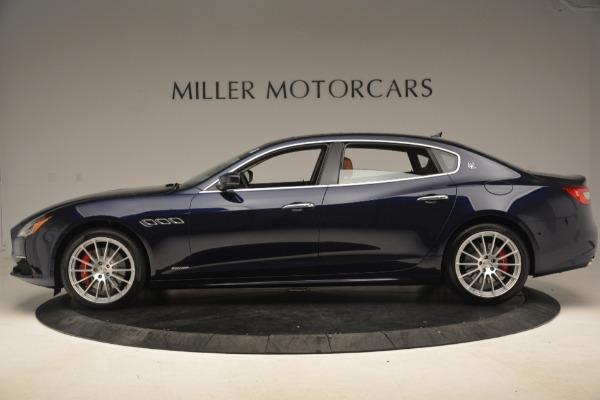 New 2019 Maserati Quattroporte S Q4 GranSport for sale $125,765 at Bugatti of Greenwich in Greenwich CT 06830 3