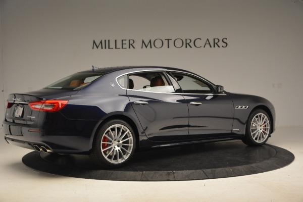 New 2019 Maserati Quattroporte S Q4 GranSport for sale $125,765 at Bugatti of Greenwich in Greenwich CT 06830 8