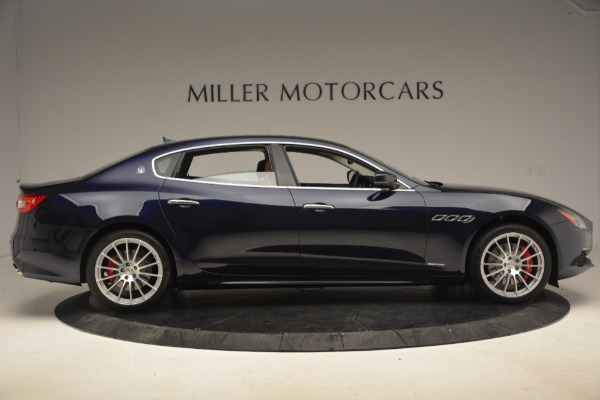 New 2019 Maserati Quattroporte S Q4 GranSport for sale Sold at Bugatti of Greenwich in Greenwich CT 06830 9