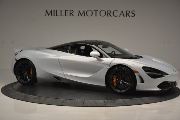 New 2019 McLaren 720S Coupe for sale $344,340 at Bugatti of Greenwich in Greenwich CT 06830 10