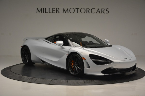 New 2019 McLaren 720S Coupe for sale $344,340 at Bugatti of Greenwich in Greenwich CT 06830 11
