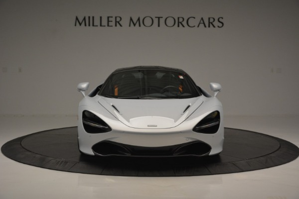 New 2019 McLaren 720S Coupe for sale $344,340 at Bugatti of Greenwich in Greenwich CT 06830 12