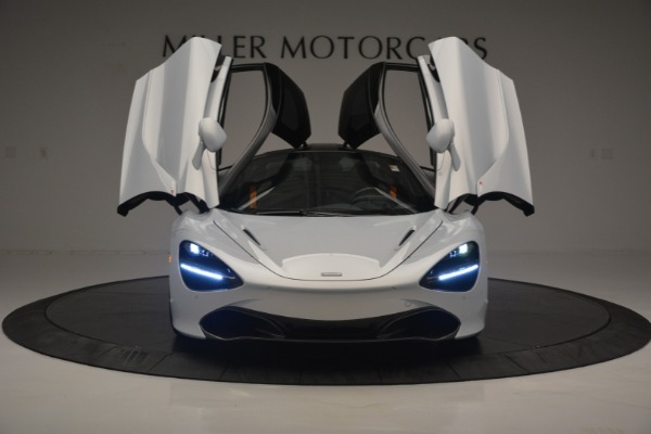 New 2019 McLaren 720S Coupe for sale $344,340 at Bugatti of Greenwich in Greenwich CT 06830 13