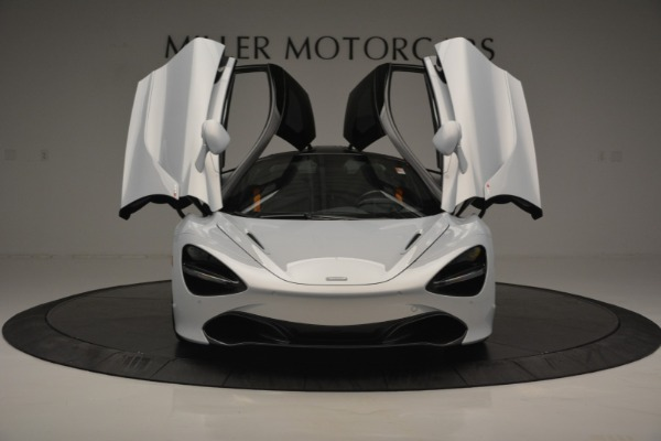 New 2019 McLaren 720S Coupe for sale $344,340 at Bugatti of Greenwich in Greenwich CT 06830 14