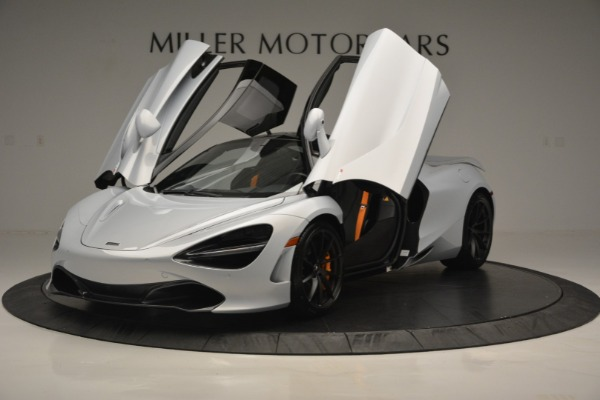 New 2019 McLaren 720S Coupe for sale $344,340 at Bugatti of Greenwich in Greenwich CT 06830 15