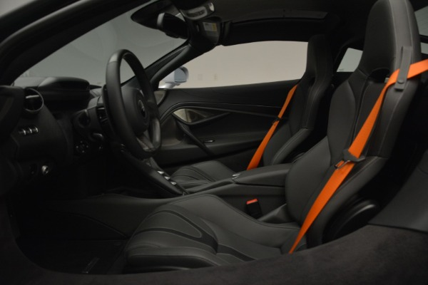 New 2019 McLaren 720S Coupe for sale $344,340 at Bugatti of Greenwich in Greenwich CT 06830 19