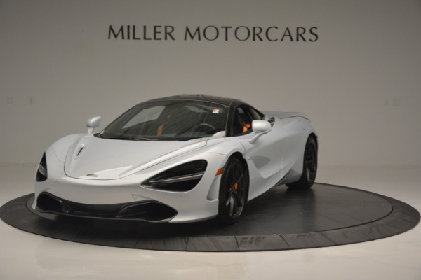 New 2019 McLaren 720S Coupe for sale $344,340 at Bugatti of Greenwich in Greenwich CT 06830 2