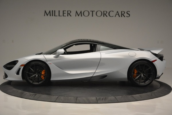 New 2019 McLaren 720S Coupe for sale $344,340 at Bugatti of Greenwich in Greenwich CT 06830 3