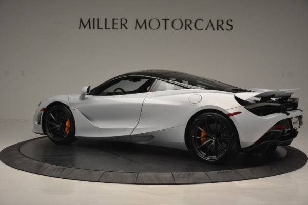 New 2019 McLaren 720S Coupe for sale $344,340 at Bugatti of Greenwich in Greenwich CT 06830 4