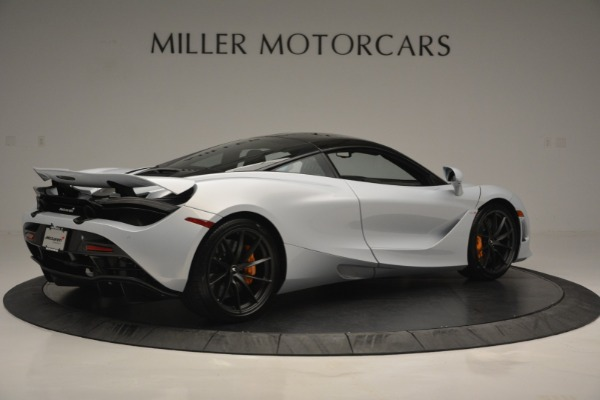 New 2019 McLaren 720S Coupe for sale $344,340 at Bugatti of Greenwich in Greenwich CT 06830 8