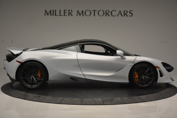 New 2019 McLaren 720S Coupe for sale $344,340 at Bugatti of Greenwich in Greenwich CT 06830 9
